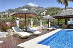 Villa With Stunning Views In Mijas