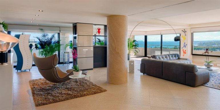 11. Luxury Beach Side Penthouse Marbella