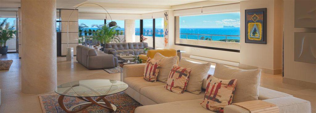 Luxury Beach Side Penthouse Marbella