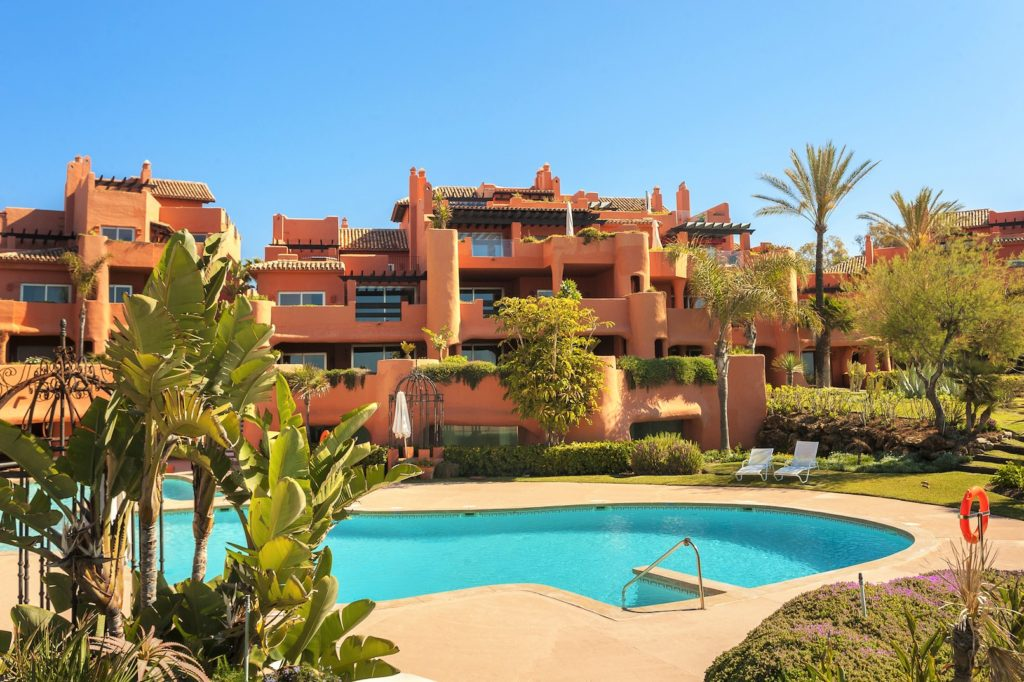 Brand new beach apartments