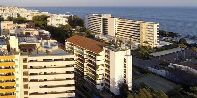 4. Luxury Beach Side Penthouse Marbella