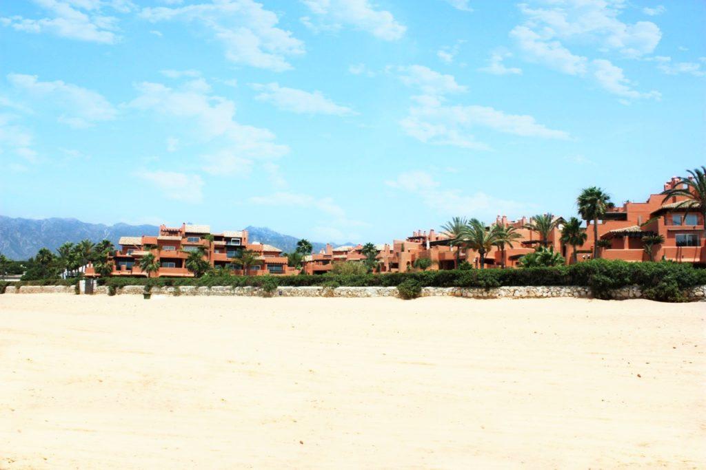18. Brand new beach apartments