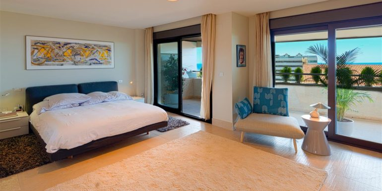 3. Luxury Beach Side Penthouse Marbella