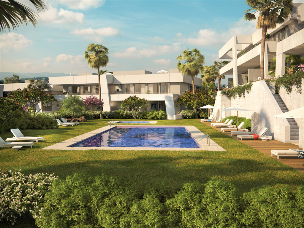New Townhouses Rio Real Marbella