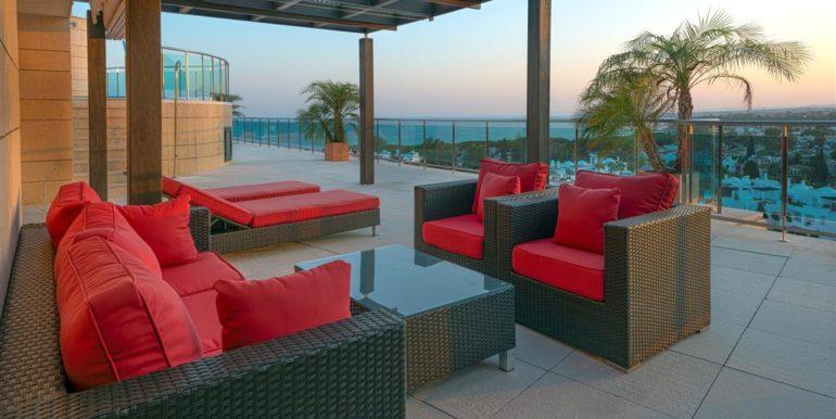 21. Luxury Beach Side Penthouse Marbella