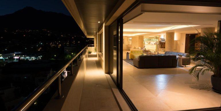 23. Luxury Beach Side Penthouse Marbella