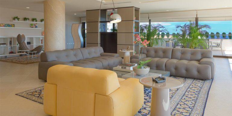 4 Luxury Beach Side Penthouse Marbella