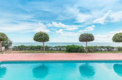 Front Line Beach Villa Estepona For Sale