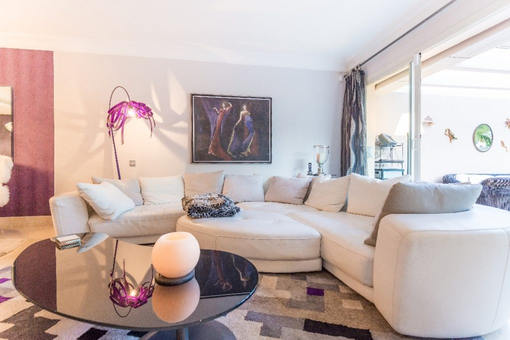 Golf Apartment Marbella 2 Bedrooms