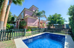 Semi-Detached Villa Puerto Banus