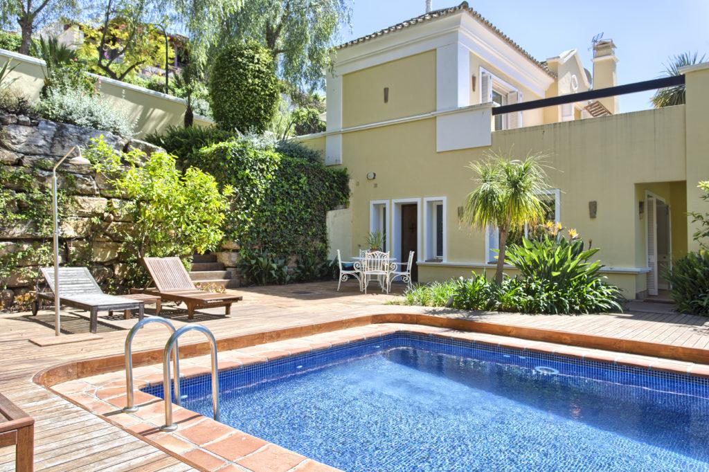 Lovely Detached Villa Benahavis