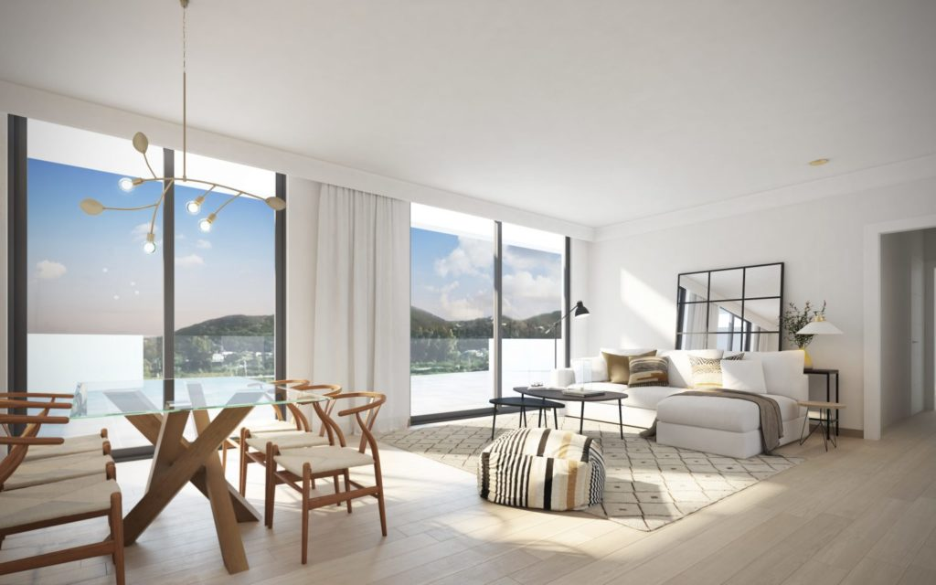 New apartments Fuengirola
